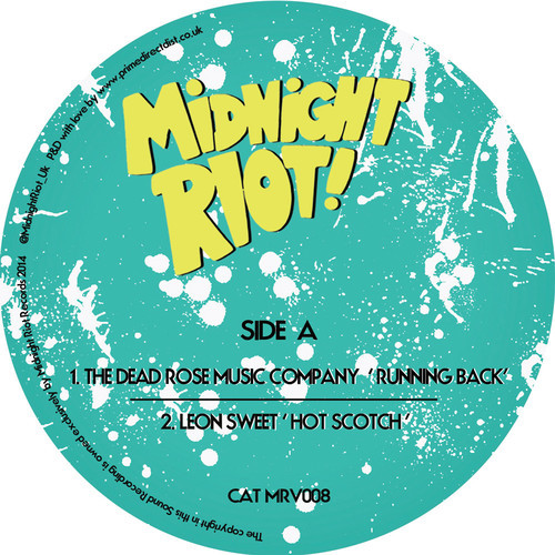 Hot Scotch - Leon Sweet - Midnight Riot
